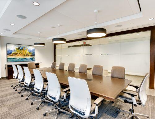IA Clarington Investments – Boardroom Interior Renovation