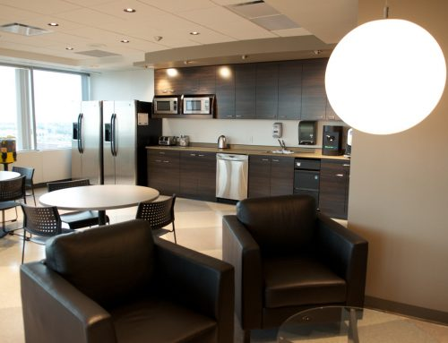 GE Capital – Kitchen Renovation and Fit-up