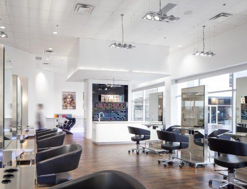 Construction Management Hair Dressing Training Studio – KAO
