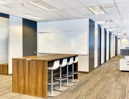 IA Clarington Investments – Toronto Office Renovation Construction