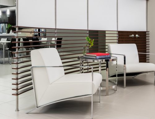 Gallo Wines – Waiting and Lounge Area