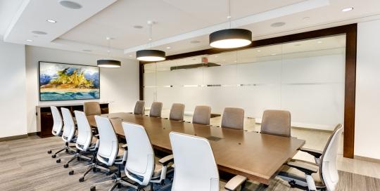 IA Clarington - Boardroom Interior Renovation