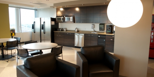 GE Capital - Kitchen Renovation and Fit-up