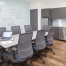 Living City - Office Meeting Room Fit-Up / Renovation, General Contracting