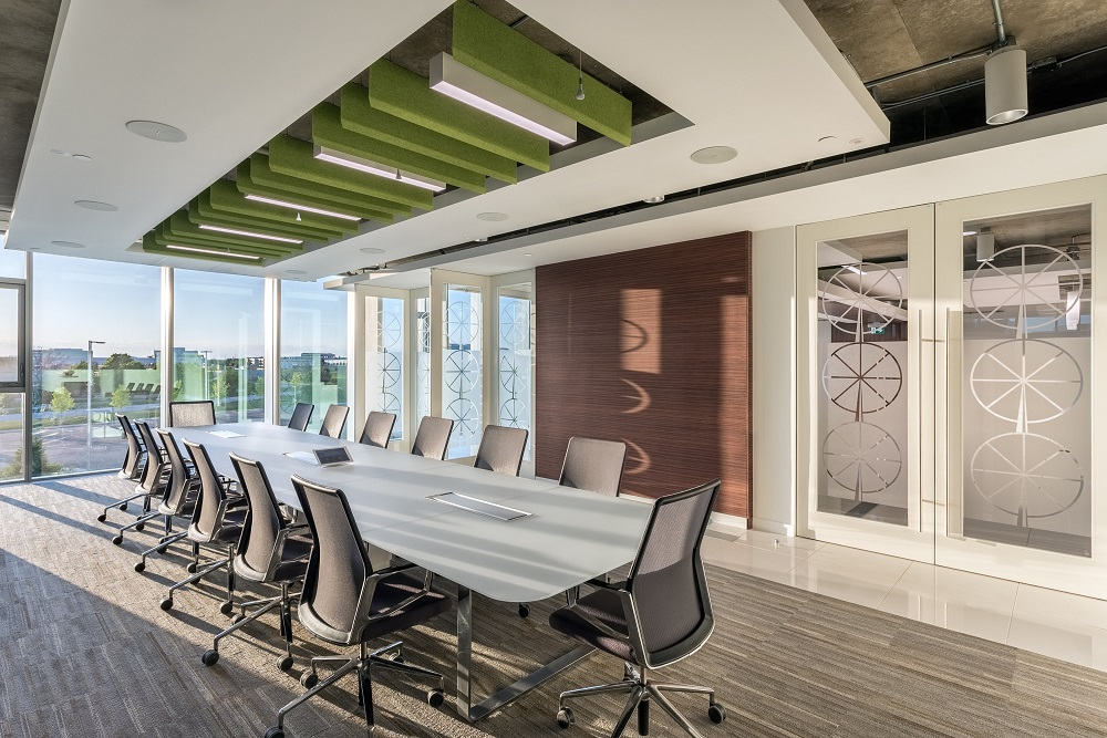 Construction Management Corporate Boardroom Investment Planning Council