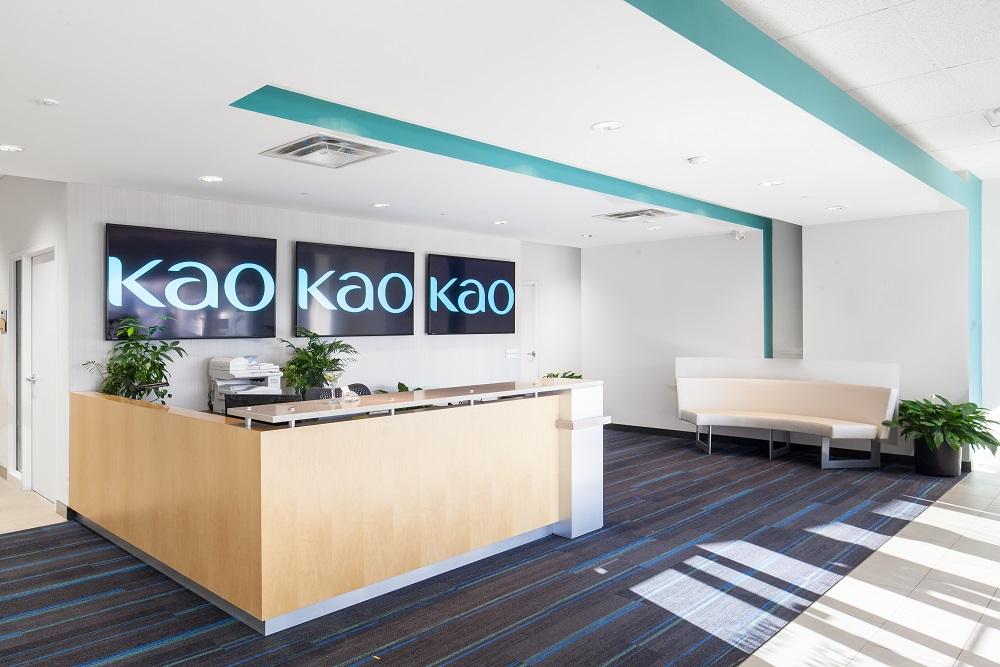Construction Management Reception Area – KAO