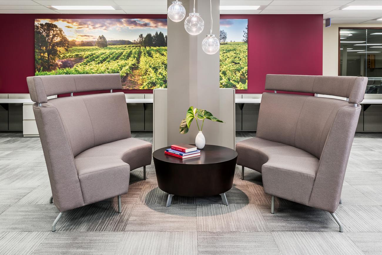 Gallo Wines – Renovation of Collaboration Area