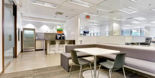 IA Clarington - GTA Office Collaboration Area