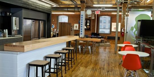 AOL Canada - Interior Kitchen Renovation