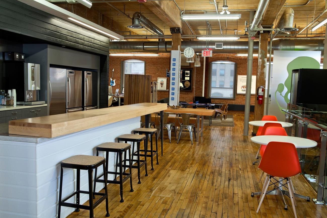 AOL Canada – Interior Kitchen Renovation