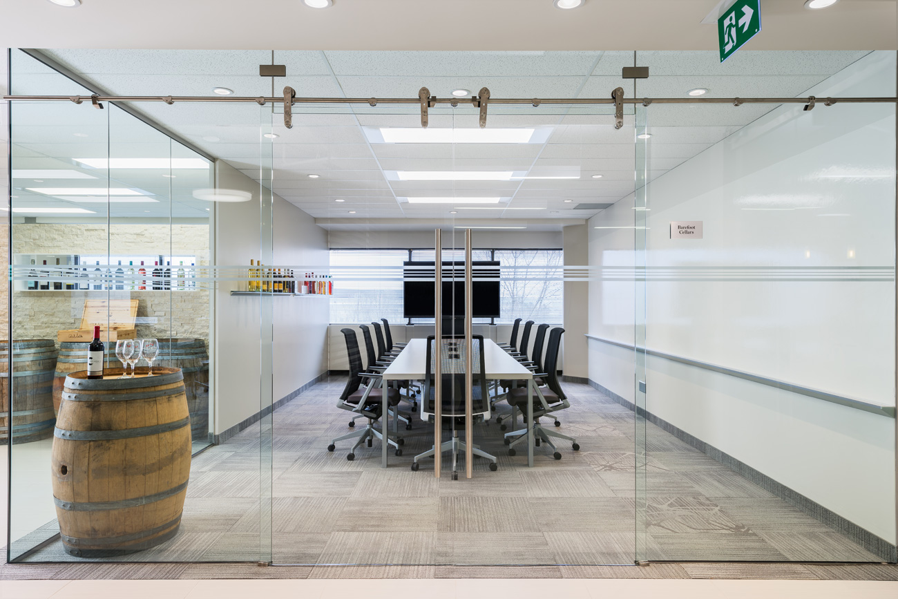 Gallo Wines – Leasehold Improvement, Boardroom Build-out