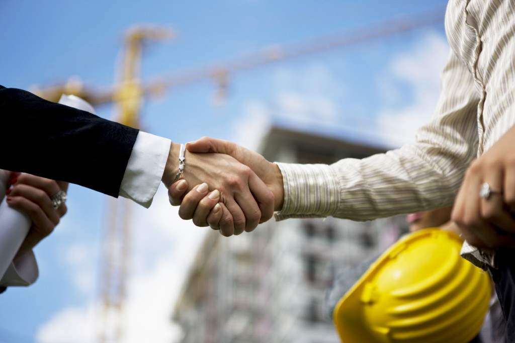 CAS Interiors awarded a construction management contract in partnership with CBRE